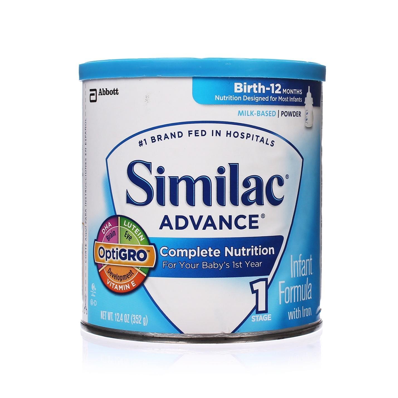 sữa tốt cho bé dưới 1 tuổi