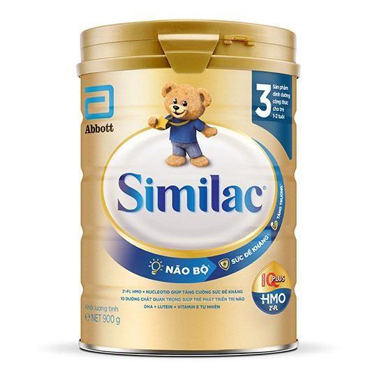 sữa phát triển trí não cho bé 1 tuổi