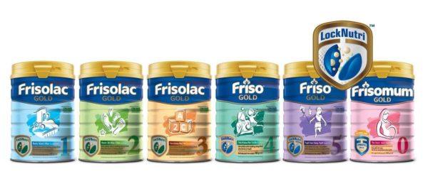 sữa frisolac gold có tốt không