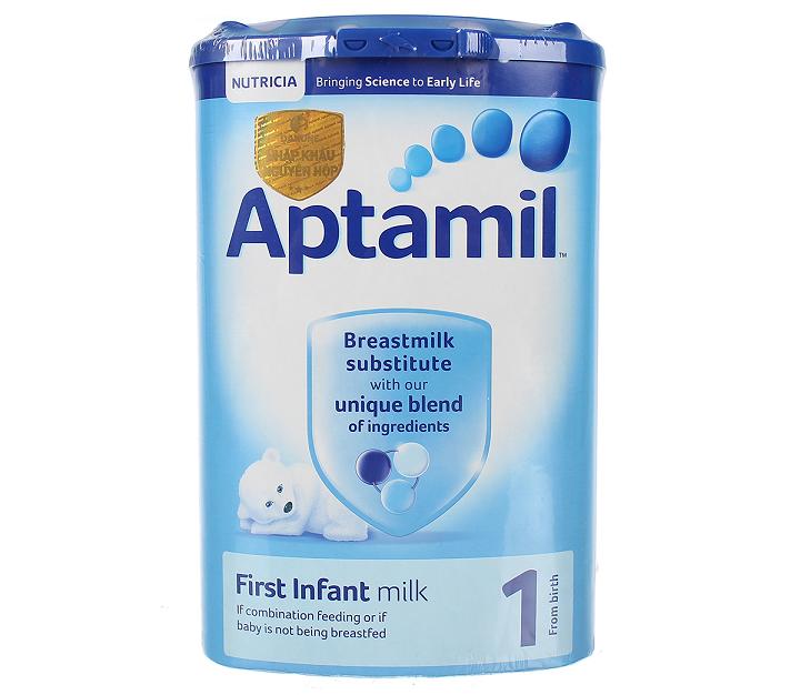 sữa chống táo bón cho trẻ sơ sinh