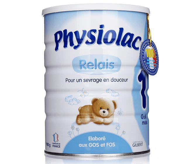 sữa công thức chống táo bón cho trẻ sơ sinh