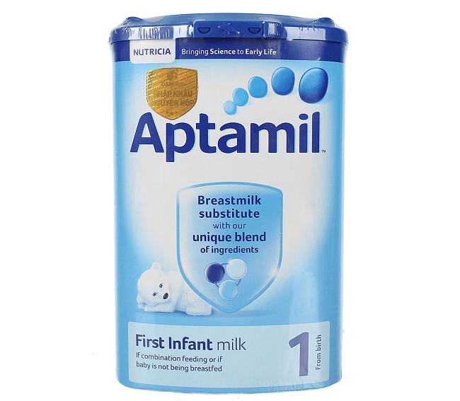 sữa cho trẻ sơ sinh tốt nhất hiện nay