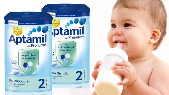 sữa tốt nhất cho trẻ dưới 1 tuổi