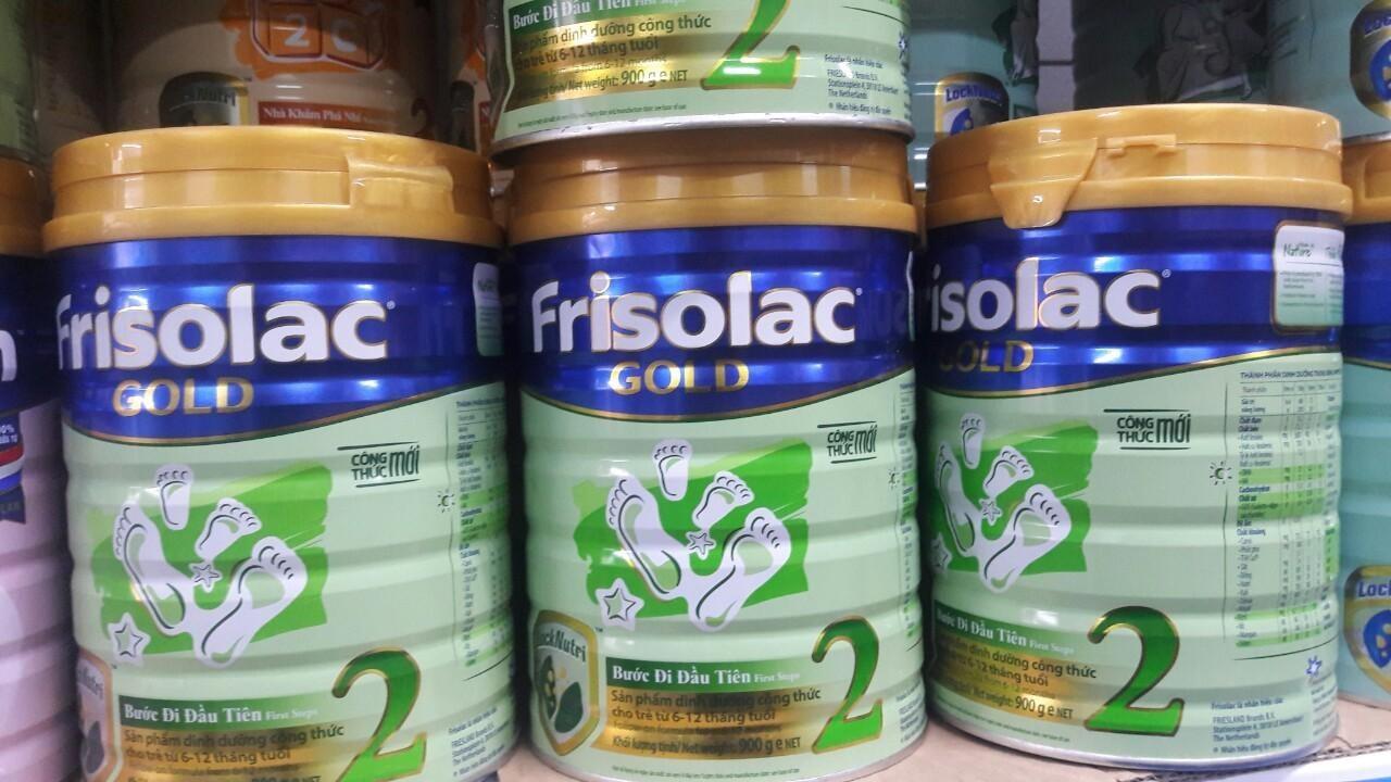 Sữa Frisolac Gold 2 có tốt không