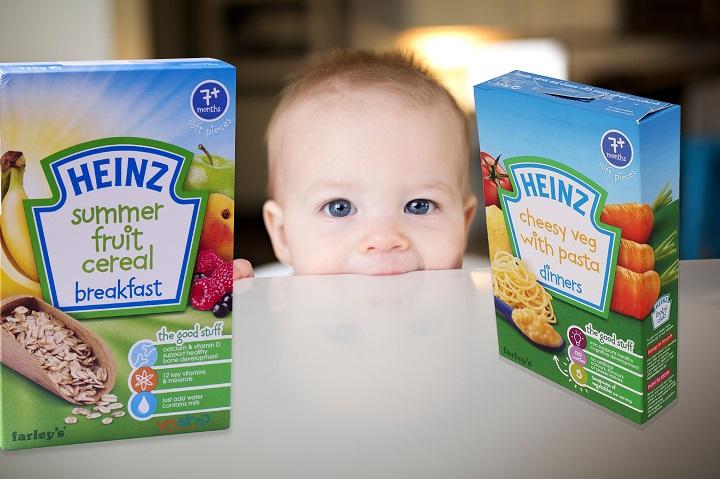 bột ăn dặm cho bé 6 tháng tuổi