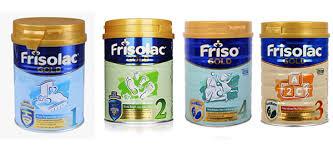 Nên mua sữa NAN hay Frisolac