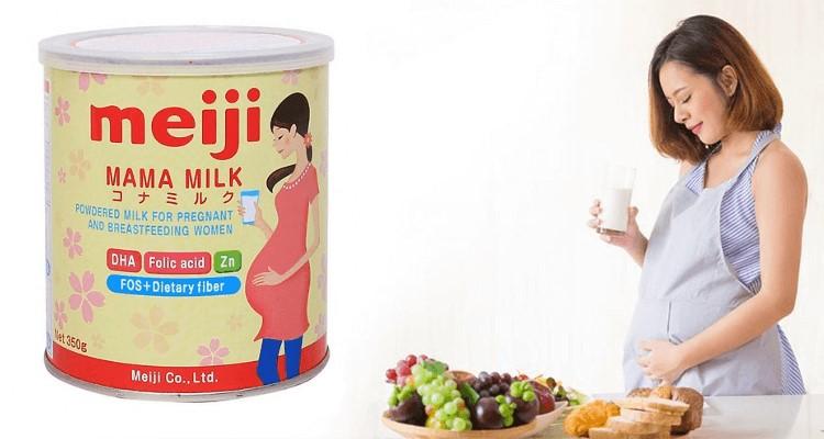 sữa bầu nào tốt nhất