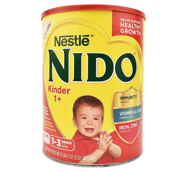 sữa giúp bé tăng cân tốt