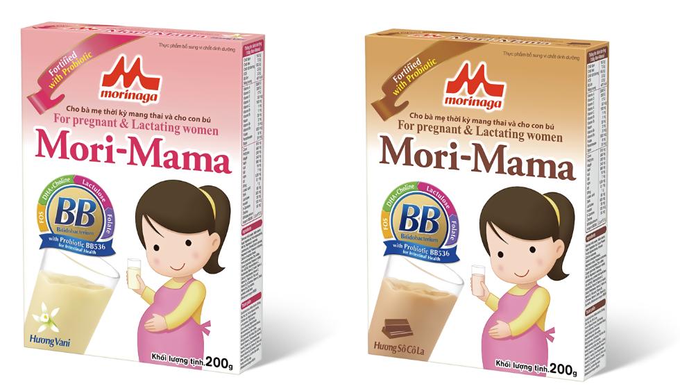 Sữa bầu Nhật Morinaga có tốt hay không