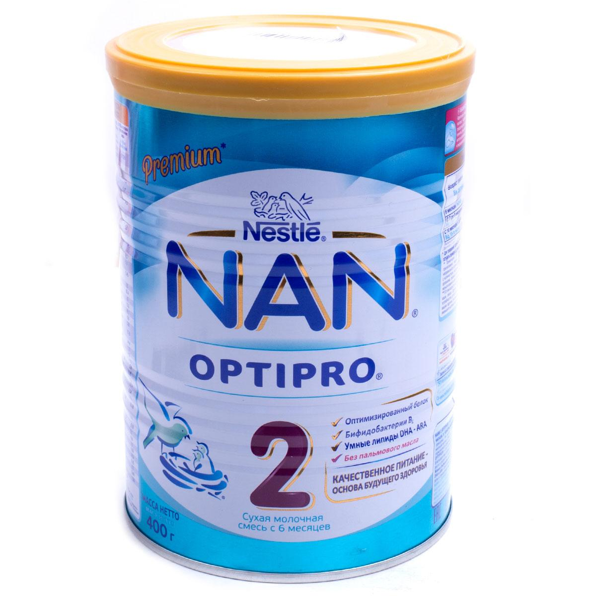 sữa NAN Nga số 2 có tốt không
