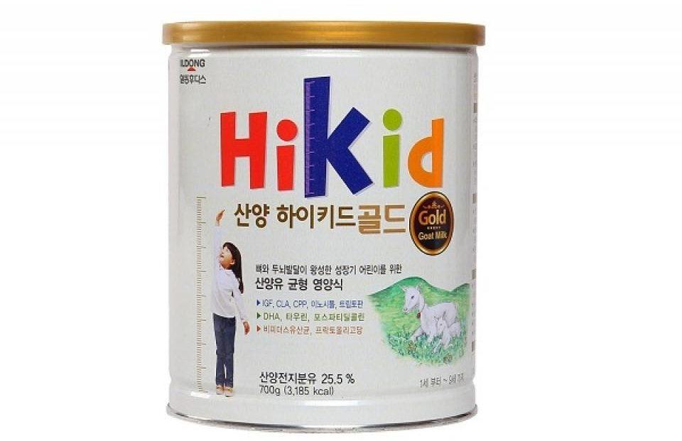 sữa hikid có tốt không