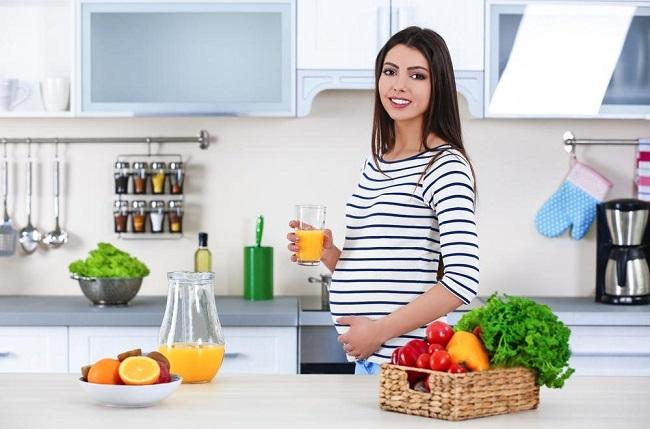 mang thai 3 tháng đầu không nên ăn quả gì