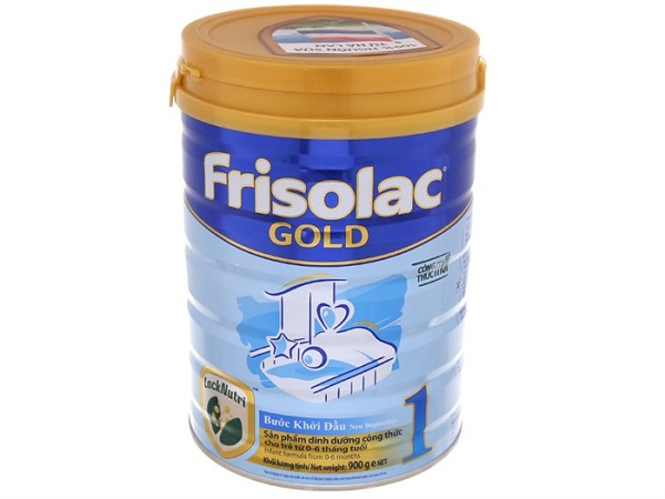 sữa frisolac gold 1