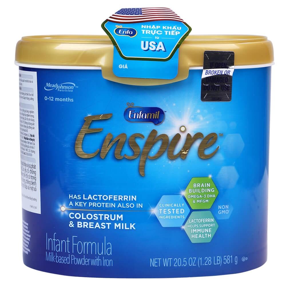 Sữa Enfamil Enspire