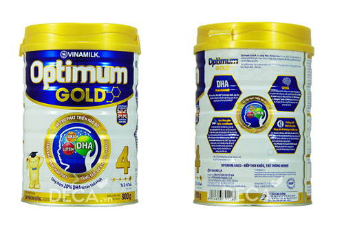 Vinamilk Optimum Gold