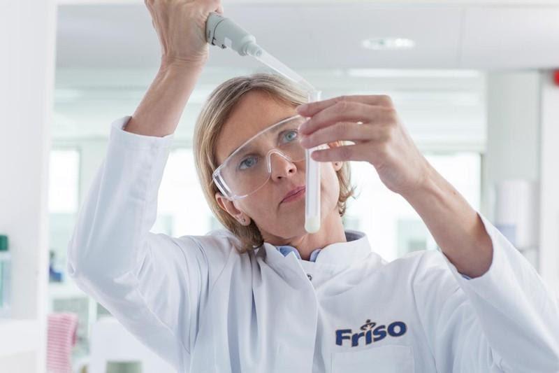 sữa Friso của nước nào