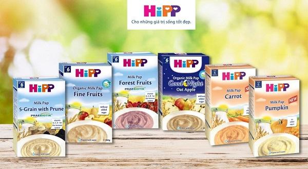 bot an dam HIPP