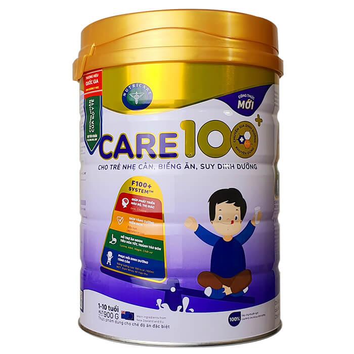 Sữa Care 100+ có tốt không
