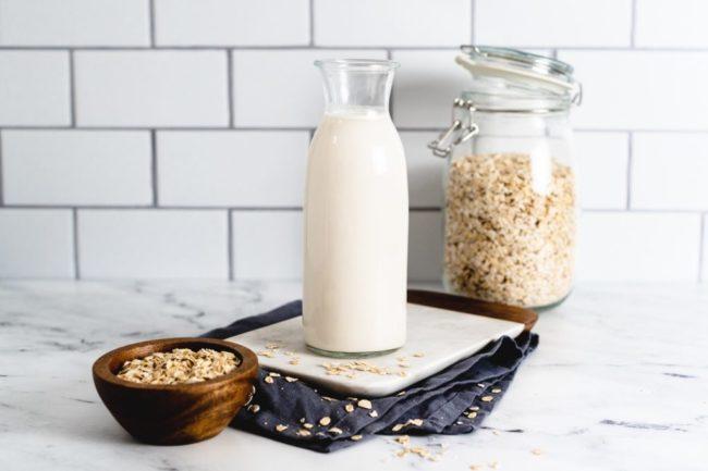 sữa chứa chất xơ cho bé