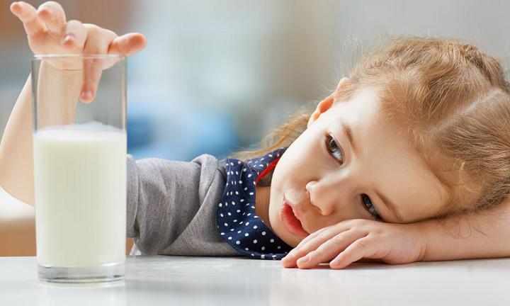 trẻ không dung nạp lactose