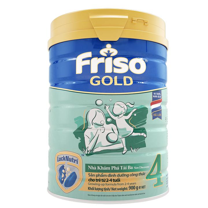 sữa friso gold 4 có tốt không