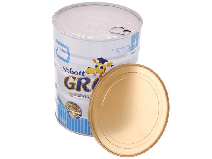 Giới thiệu sữa Abbott Grow 1