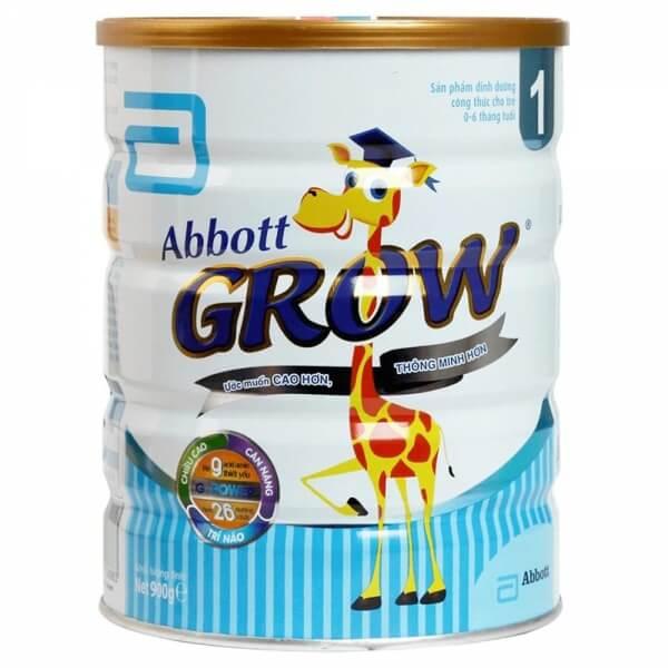 sữa abbott grow 1 có tốt không