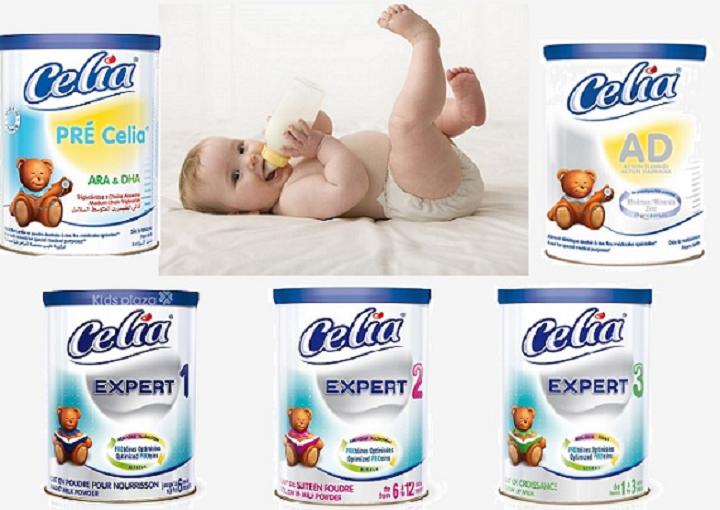 Sữa Bột Celia Có Tốt Không