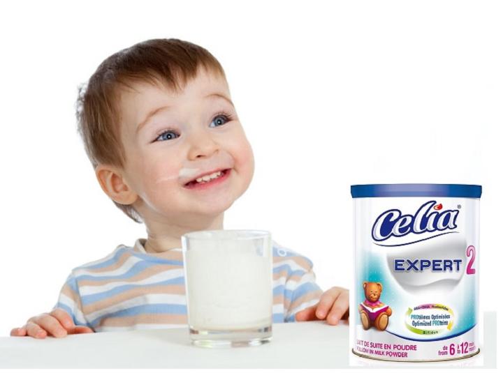 Sữa Bột Celia Của Pháp Có Tốt Không