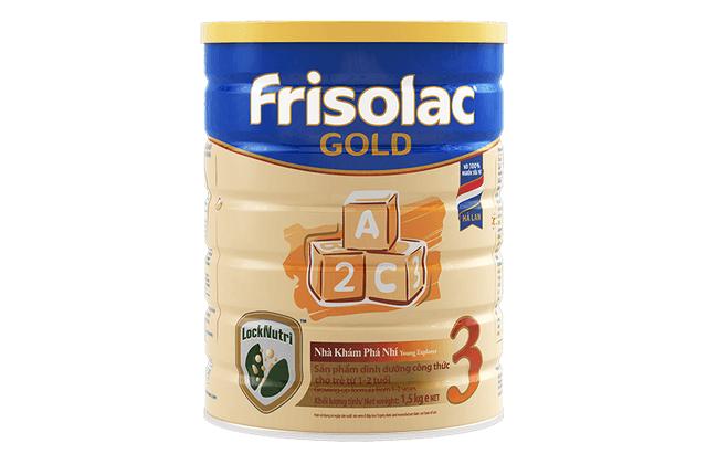 sữa friso gold 3 giá bao nhiêu