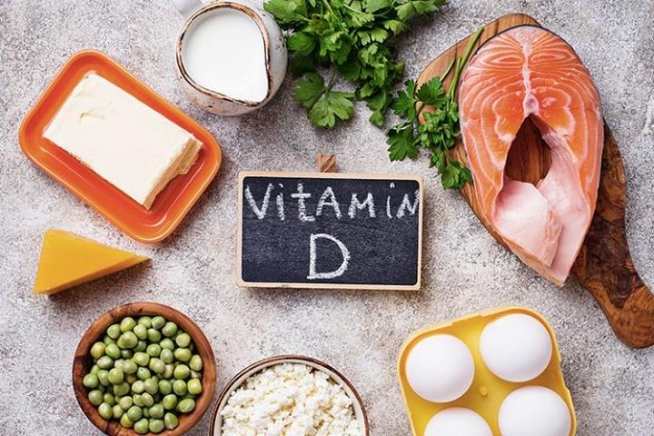 thực phẩm chứa nhiều vitamin và khoáng chất cho trẻ