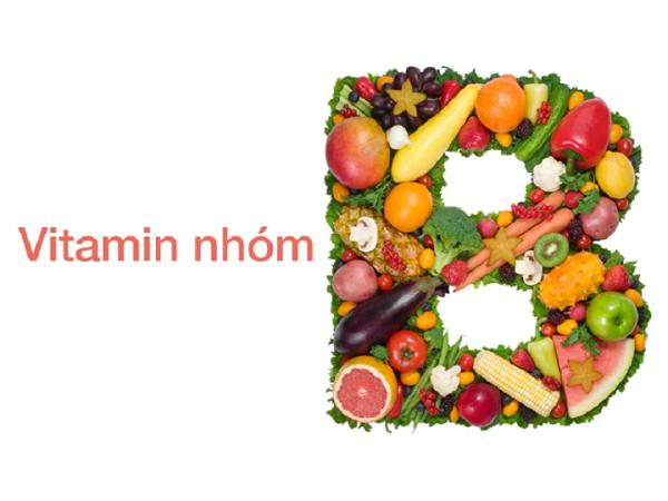 bổ sung vitamin b cho trẻ