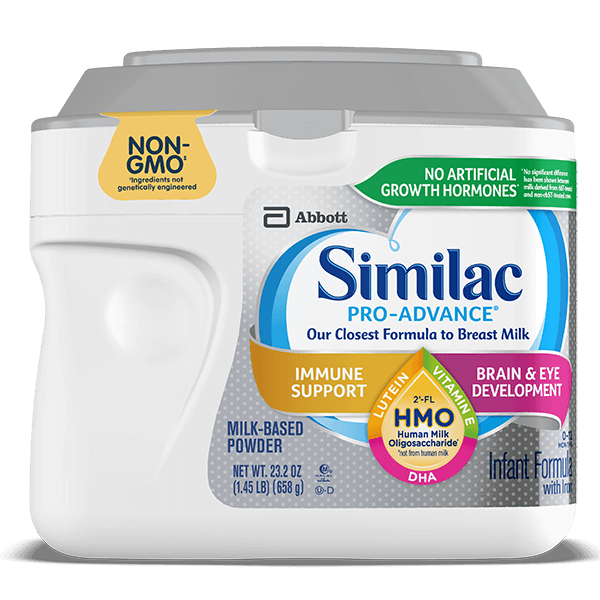 review sữa similac pro advance