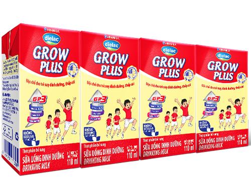 sữa grow plus đỏ vinamilk 2