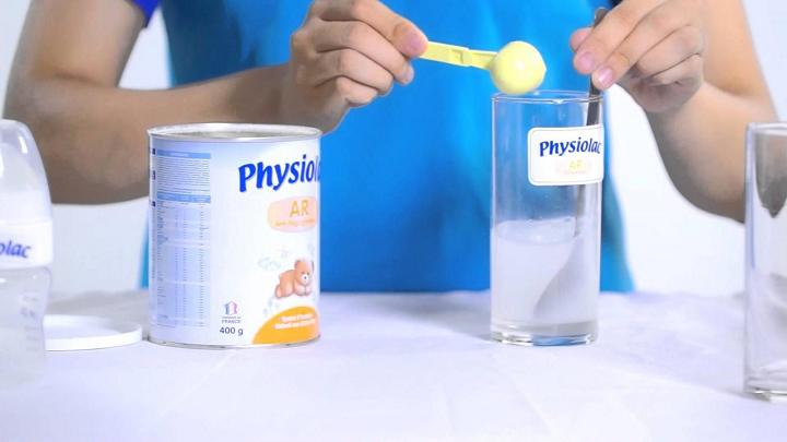 đánh giá sữa physiolac số 3