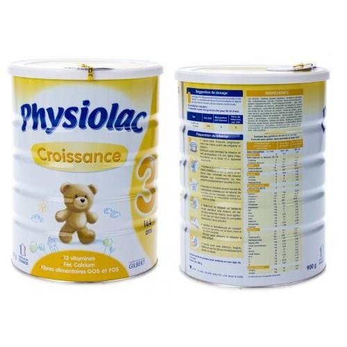 sữa physiolac 3