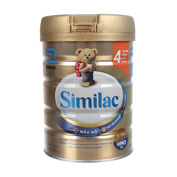 Sữa Similac IQ Plus