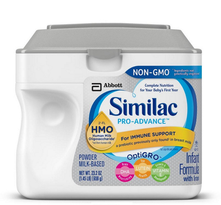 sữa similac pro advance