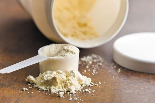 bảo quản sữa bột đã mở nắp đúng cách