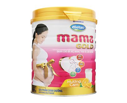 sữa dielac mama gold