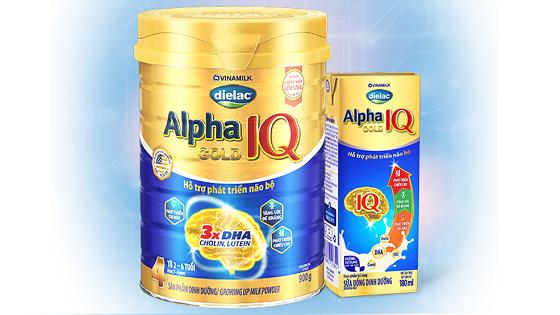 sữa dielac alpha gold