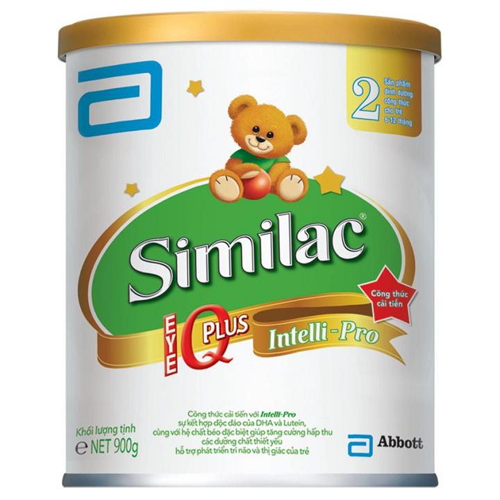 Sữa Similac IQ 2