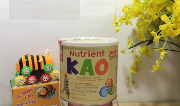 sữa nutrient kao có tốt không